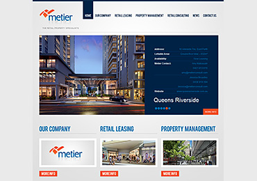 portfolio-website-metier